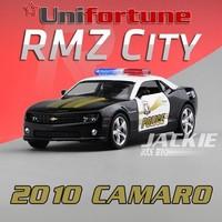 Free shipping Bulk Unifortune Camaro Car back in alloy Toy car