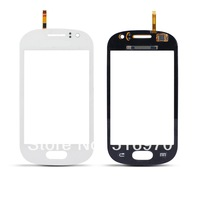 Original Touch Screen for Samsung Galaxy Fame S6810 black and white free shipping