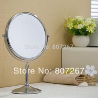 espelho Xiduoli 3x magnification copper Standing makeup mirror 6 inch Newly designed Magnifying Bathroom Mirror