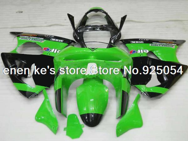 for Kawasaki Zx6r 1999 Plastic Fairings for Kawasaki Zx6r 1998 98 - 99 KEMT(China (Mainland))