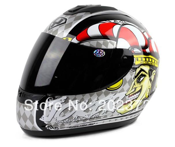 Motorcycle helmet yh-993 clown joker ,Motorbike Full face helmet YOHE 993,electric bicycle helmets(China (Mainland))