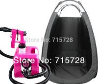 sunless spray tanning equipment  kits (Machine+tent)