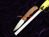 BEE knife L05-1 rosewood handle pocket knives, 8Cr13mov, 58-60HRC outdoor fishing knife+Free shipping(SKU12010071)
