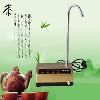 Electric heating kettle automatic electric tea set water dispenser waste-absorbing pumping device
