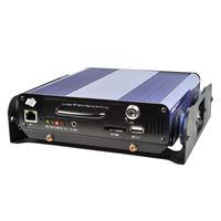 1pcs/Lot Mini 4 CH Channel Real-time Car DVR Camera & D1 H.264 Vehicel Video Recorder DVR System & hard disk Car DVR With GPS