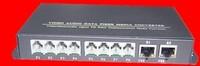 4 telephone transmitter voice rj11pcm guangduan machine single 20kmfc4 pcm