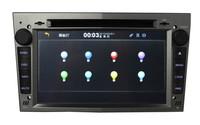 7 inch 2 din CAR DVD with GPS Mstar 776 solution  for OPEL VECTRA ANTARA ZAFIRA CORSA MERIVA series