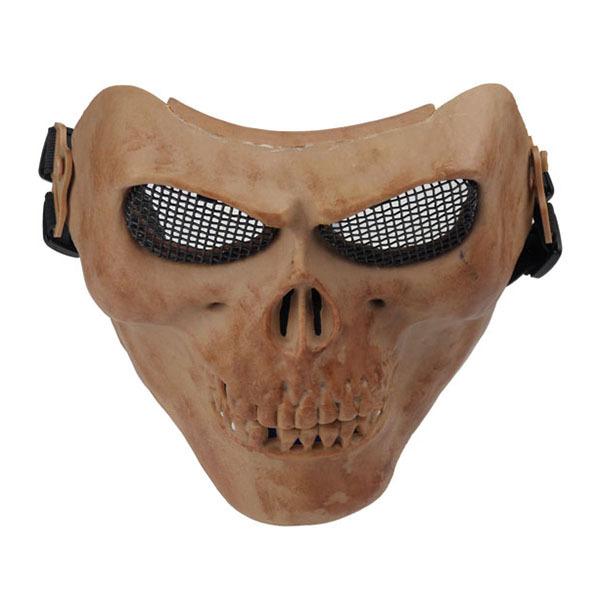 Steele Mask Safe Mask Wargame Steel