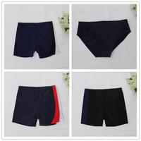 Child child swimming trunk boxer briefs male child swimming pants boys swimwear beach pants