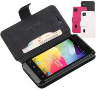 Original Doormoon flip cover Leather Case  For zte  807  phone case protective case
