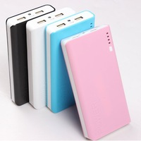 Rome 2th mobile power supply samsung 20000mah millet mobile phone charging treasure with retailbox