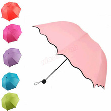 popular red umbrella