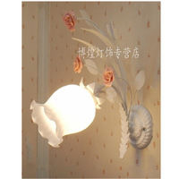 Lamps fashion child rustic bedroom bedside lamp wall lamp aisle lights balcony lamp bathroom mirror headlight lighting