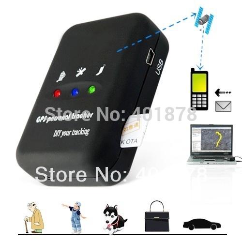 Mini Portable Handheld GPS/GSM/GPRS Tracker Personal Locator children GPS Tracker locator GPS Tracking Device+Two Way Audio(China (Mainland))