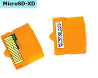 100% Original Oly mpu s MicroSD micro sd TF Card to XD Picture Memory Card adapter readers 3PCS/lot