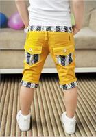 Summer 2014 tide's leisure pants children five minutes of pants