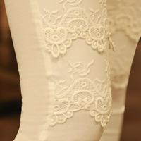 2014 summer new Korean version was thin leggings super stretch lace pants waist pants