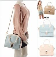 free shipping new arrive female Matte leather handbag women single shoulder bag women messenger bag fashion brand 2014