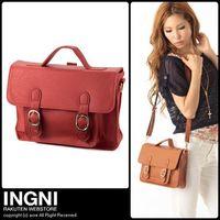 women messenger ingni vintage british style double-shoulder  bags