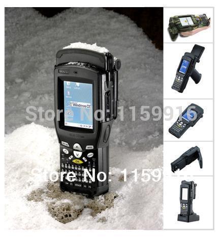Dj-s1853j lunga distanza iso14443 e 15693 rfid uhf lettore portatile internet delle cose rfid terminale palmare dispositivo