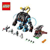 Free Shipping NEW Original educational brand lego Blocks toys 70008  chima series Gorzan's Gorilla Striker 505PCS for Gift