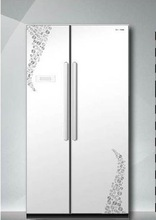 Ronshen bcd-563wpb-yb22 electric refrigerator rong sheng mirror surface open the door decorative pattern of frequency conversion(China (Mainland))