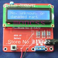 2014 New Transistor Tester Capacitor ESR Inductance Resistor Meter NPN PNP Mosfet