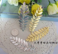 32*94mm Metal Leaf/Branch Bookmark Jewelry Decorate DIY Material Scrapbooking