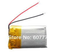 10PCS 3.7V 500 mAh rechargeable Polymer Lithium Battery For Mp3 Mp4 sat Nav 403040