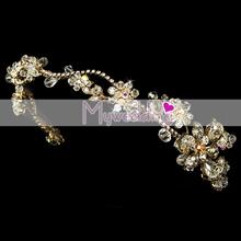 wholesale golden hair accessories
