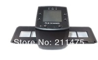 """2014 New Support ABS USB2.0 2.4"""" TFT LCD Panel Film Photo Scanne 5 million pixels Film Scanner Free shipping"""