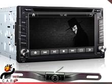 2 DIN Dash DVD Player GPS with Parking Camera for Nissan NV200 SENTRA LIVINA(China (Mainland))