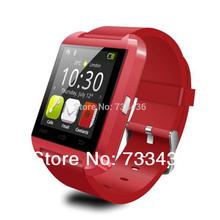 New Brand U8 Bluetooth Smart U Watch For Smartphone Sport Wristwatch With Remote Taking Photo Function