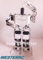 2014 New 17 DOF Humanoid Robot All in One Robot-Soul H3.0 Contest Dance Robot