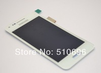 Free shipping Front Glass LCD Digitizer Full Complete Assembly for Samsung I9070 with Free Repair Kits Sent
