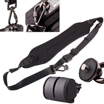 Anti-slip Fast Quick Rapid Shoulder Neck Strap Belt Camera Sling for Nikon Canon ...