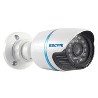 Original ESCAM Q630M ONVIF 720P Network Mini IR Bullet Camera H.264 P2P Wireless Outdoor IP Camera IP66 Waterproof Web Camera