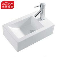 Minnie 46 28 fashion thickening ceramic small wash basin mini wash basin child basin