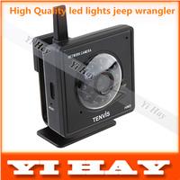 Freeshipping Black Tenvis Mini319W Wireless IP Camera WiFi CMOS IR LED 2-Way Audio Night Vision CCTV Security System  wholesale