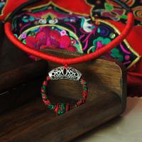 Accessories national accessories national trend short design necklace 0301443
