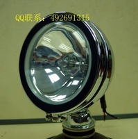Spotlight spotlights auxiliary lamp roof lamp front bumper lights off-road lights chrome car lamp