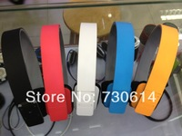 Wholesale 10pcs/lot Stereo Bluetooth 4.0 Earphone Wireless Headphone Headset For Iphone Samsung Pc Computer free shipping