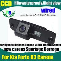 car parking rear view camera for Kia Forte K3 Carens Sportage Borrego Hyundai Rohens Tucson VERNA Elantra Sonata car camera