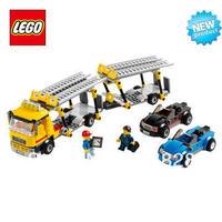 Free Shipping NEW Original educational brand lego Blocks toys 60060  city series   Auto Transporter  350PCS for Gift