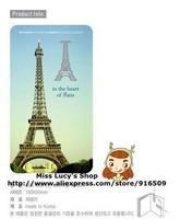 Fashion effiel tower metal bookmarks for books,metal bookmark design,reading bookmarks sale,novelty product