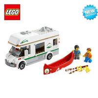 Free Shipping NEW Original educational brand lego Blocks toys 60057  city series  Camper Van  195PCS for Gift