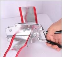 Metal bending pliers, luminous word article edge bending pliers, manual bending machine quickly
