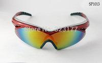 6pcs Bike Bicicleta Sunglasses crow pro style Cycling Glasses Outdoor lentes deportes gafas oculos de sol ciclismo lunettes