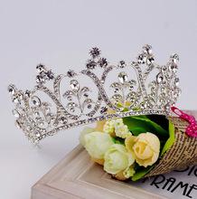 The bride tire crown crown 2014 new European marriage
