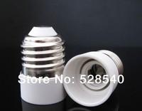 free shipping 1pcs E27 to E14 led Lamp Holder Converter Socket Light Bulb Lamp Holder Adapter Plug Extender wholesale